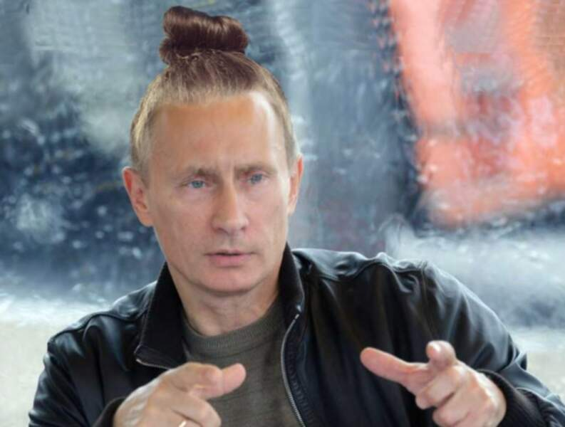 Encore Vladimir Poutine