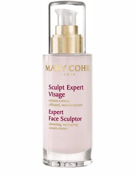 Sérum-crème Sculpt expert visage Mary Cohr