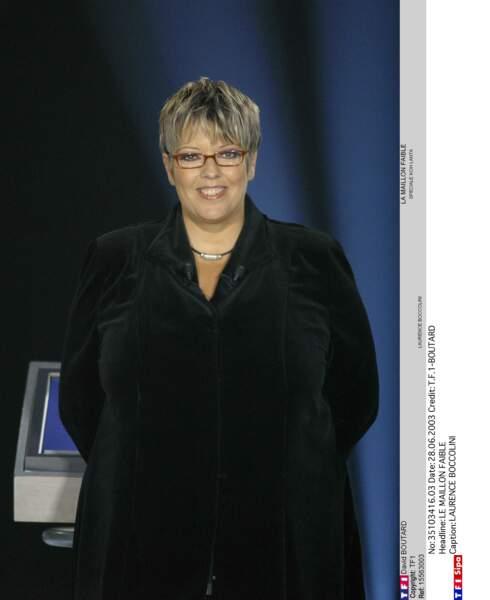 Laurence Boccolini : 2003