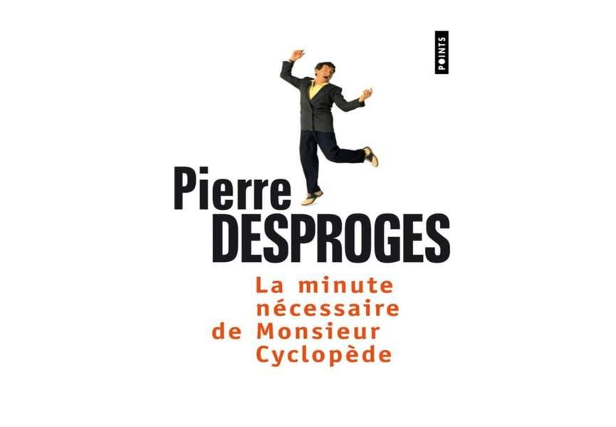 Un livre de Pierre Desproges