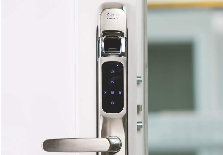 Une porte sans clé