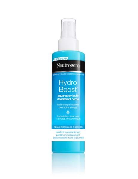 Aqua-Spray Lacté Hydro Boost de Neutrogena
