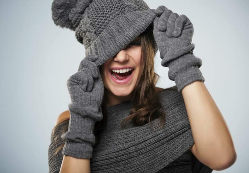 Les vêtements chauds