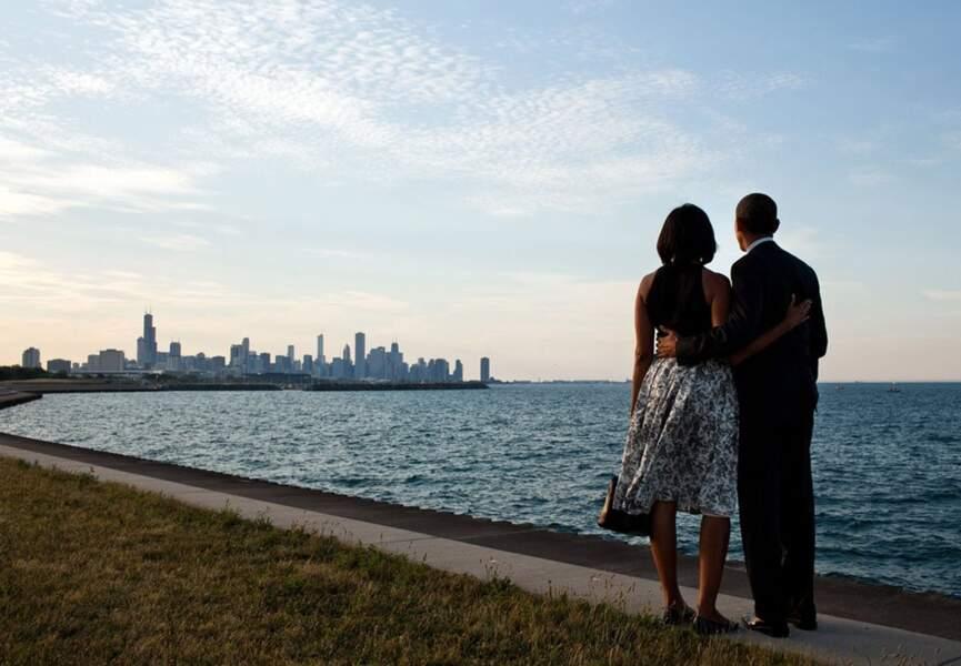 Quel avenir pour le couple Obama...