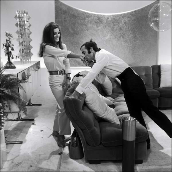 Charles et Dalida étaient complices. Le chanteur lui a même écrit plusieurs chansons.