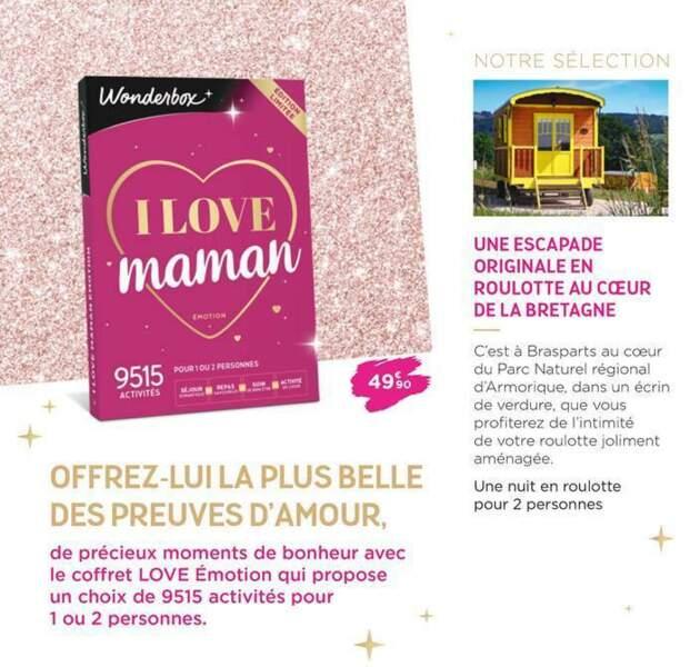 Box émotion ou amour