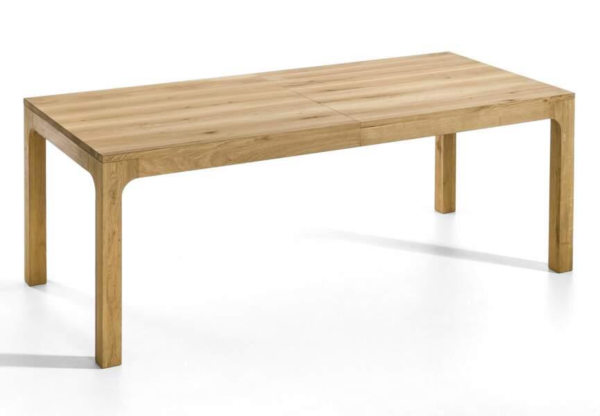 Table de salle à manger : le modèle AM-PM