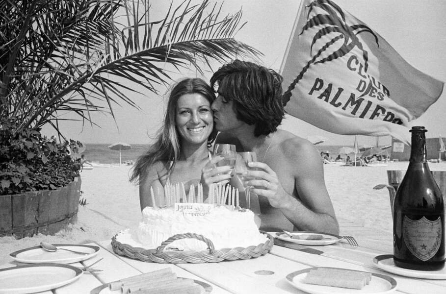 Sheila en 1973