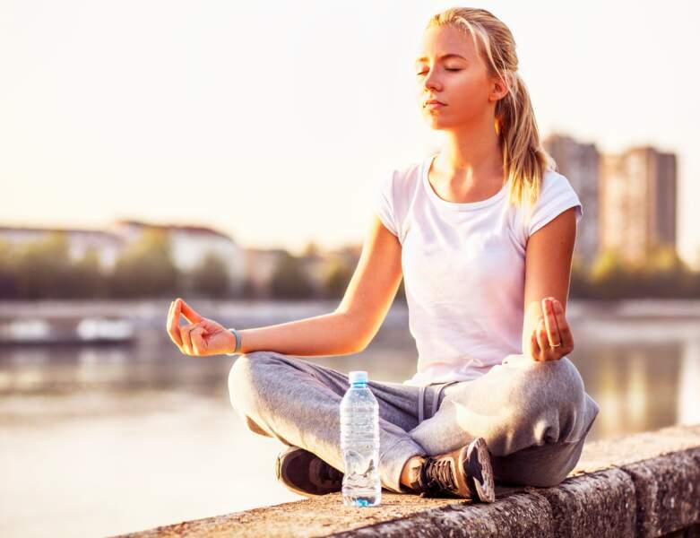 Pour prendre soin de son coeur : gérer son stress