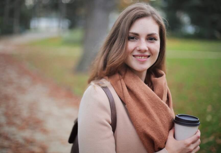 Samantha, 31 ans, chef de rubrique santé