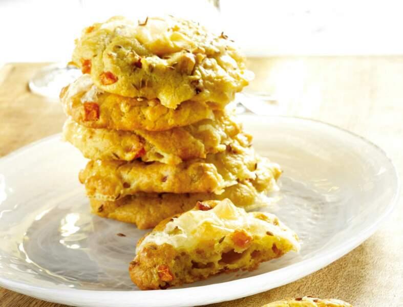 Cookies au reblochon