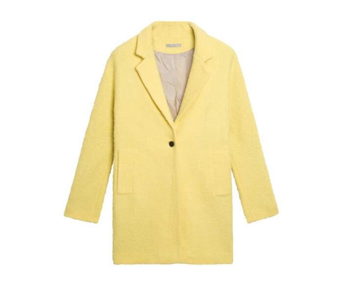Le manteau ensoleillé