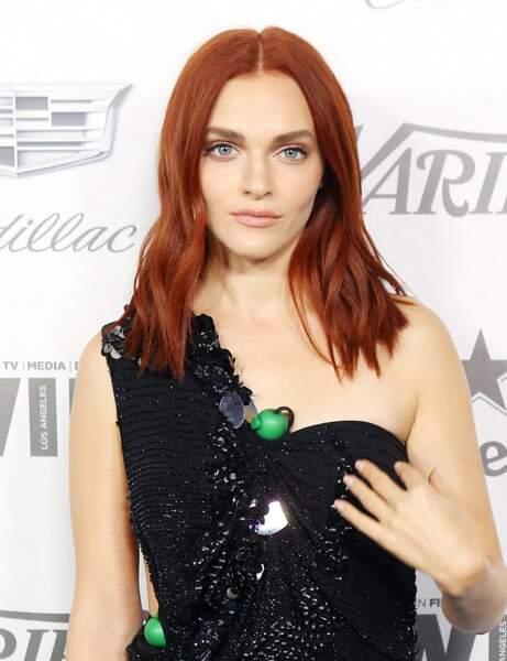 Les cheveux roux pepsy
