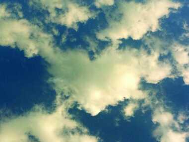 L'amour en forme de coeur