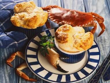 Délicieuses, nos recettes au crabe