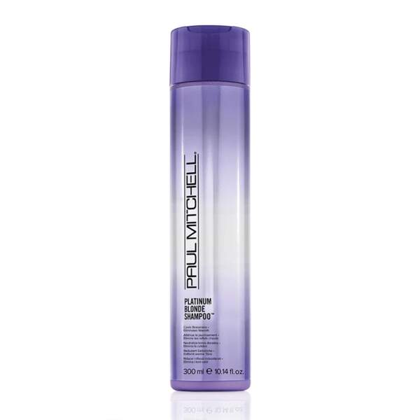 Shampooing pour Cheveux Blonds Platine de Paul Mitchell