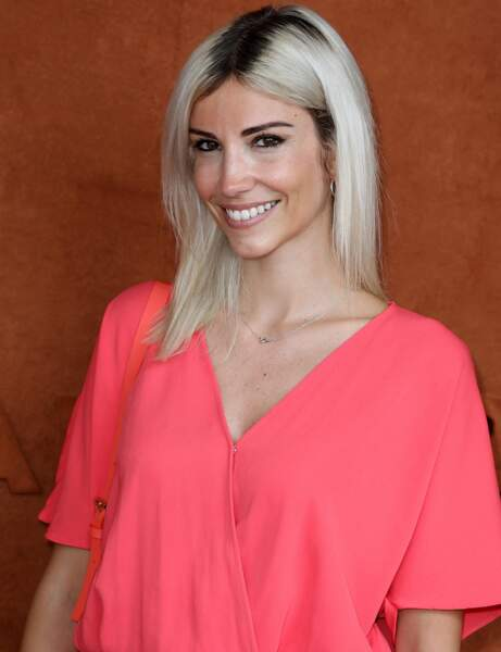 Alexandra Rosenfeld avec maquillage