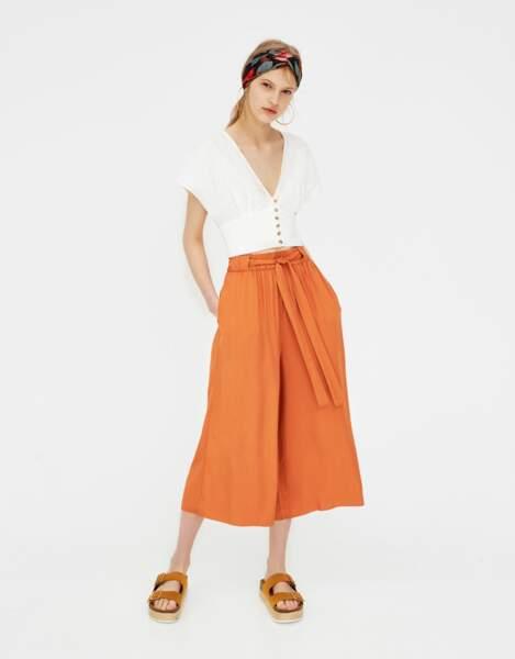 Nouveautés à moins de 30 € : la jupe-culotte cool