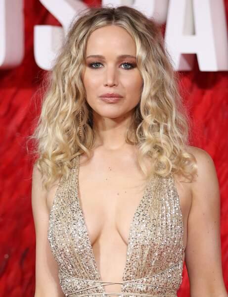 Jennifer Lawrence après sa rupture