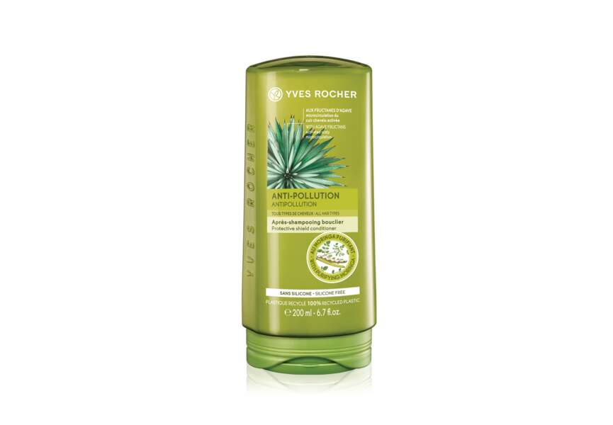 L'après-shampooing Bouclier Anti-Pollution Yves Rocher