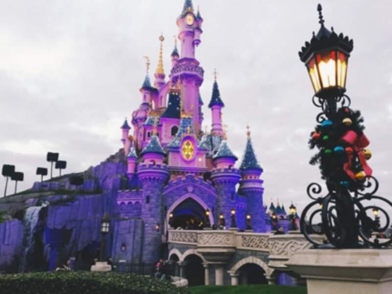 3. Disneyland Paris