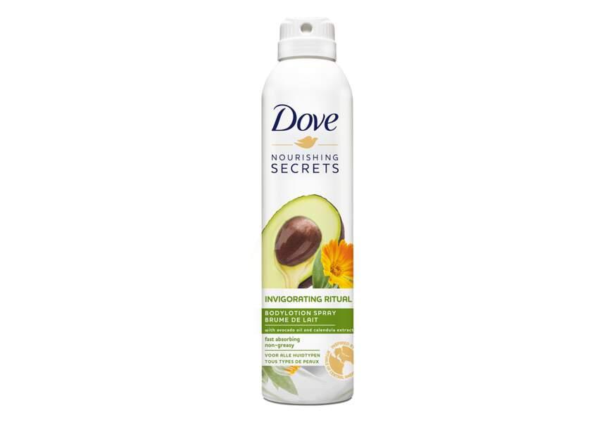 Brume de Lait Avocat Nourishing Secrets de Dove