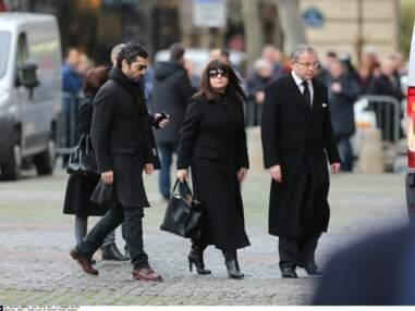 Tous présents aux obsèques de Michel Delpech