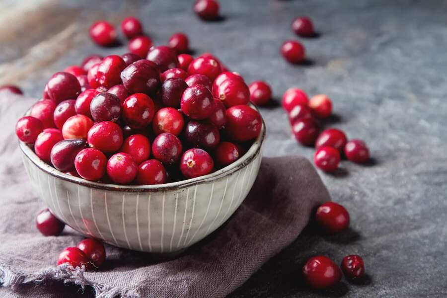 Adopter la cranberry
