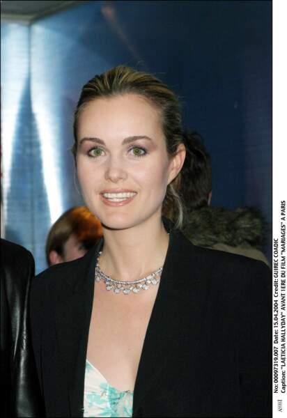 Laeticia Hallyday 2004