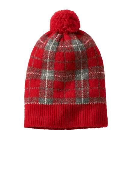 Le bonnet à pompon