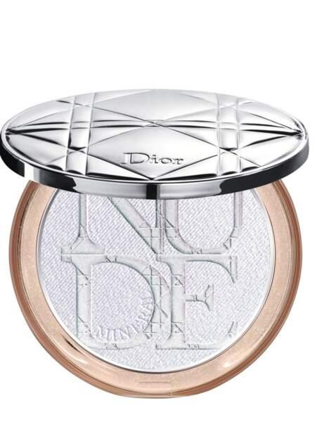 L'enlumineur poudre Diorsking Nude Luminizer Dior
