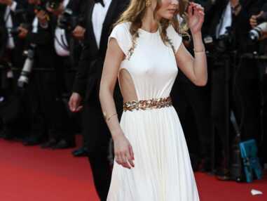 Festival de Cannes : les stars adoptent la robe blanche