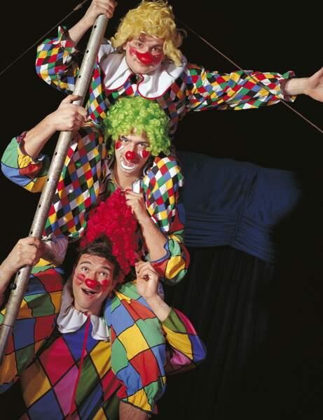 ...des clowns !