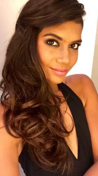 Vaimti Teiefitu, Miss Tahiti