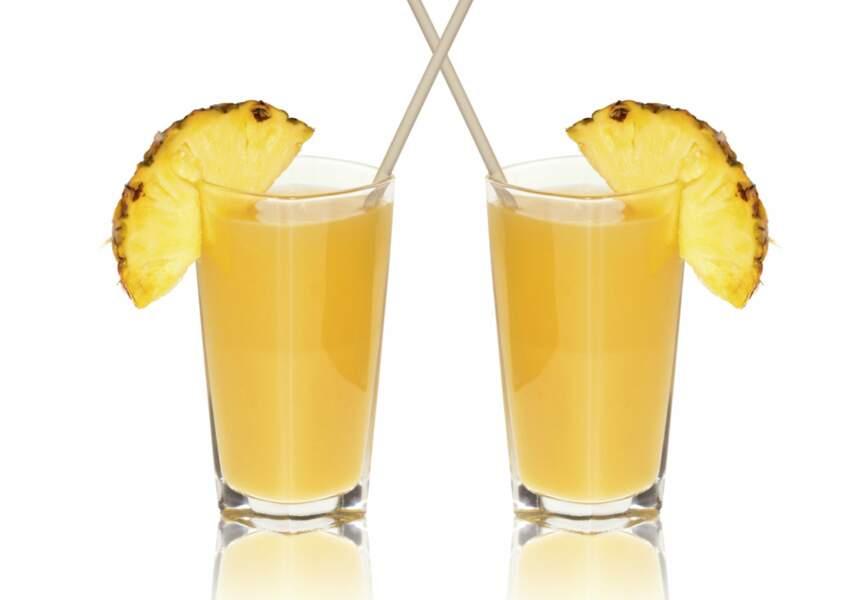 Diurétique à l'ananas