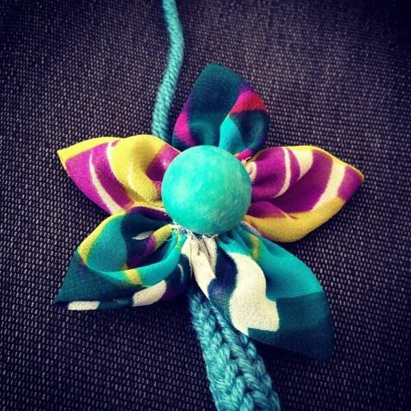 Fleur Kanzashi