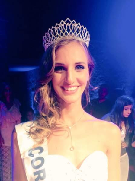 Jessica Garcia, Miss Corse