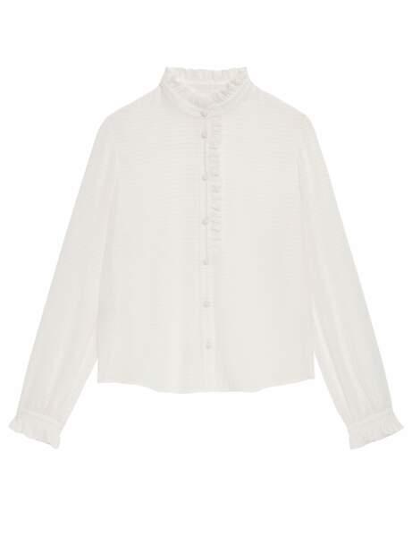 Top 10 dressing : la chemise blanche