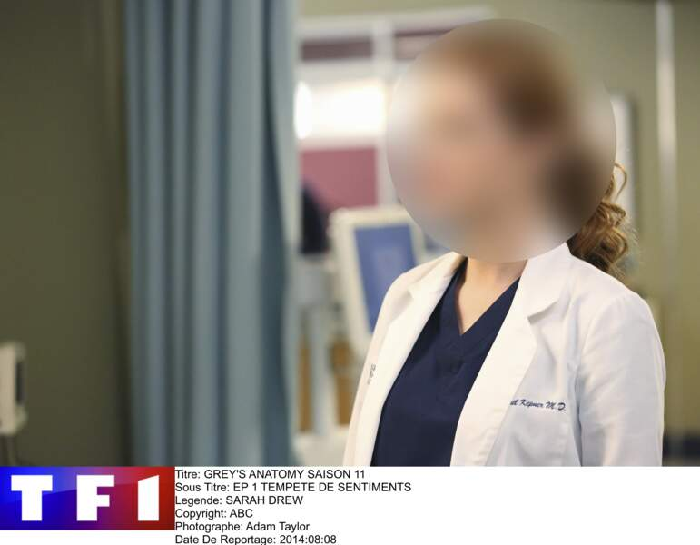 Dr April Kepner...