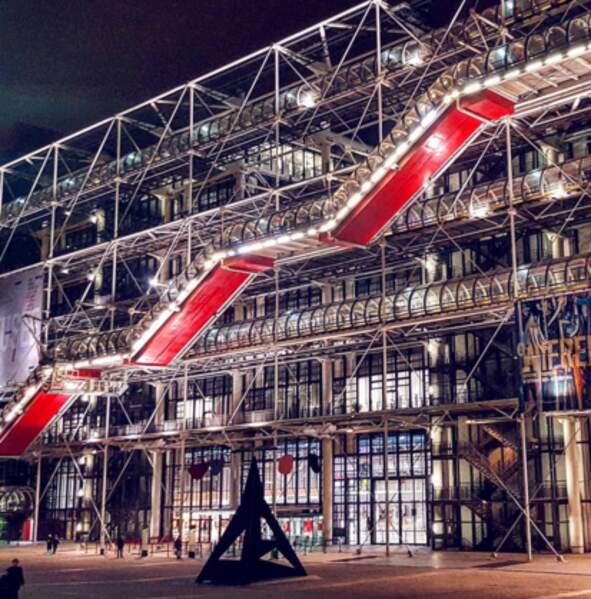 8. Centre Pompidou