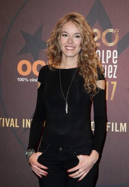 Élodie Fontan : en 2017