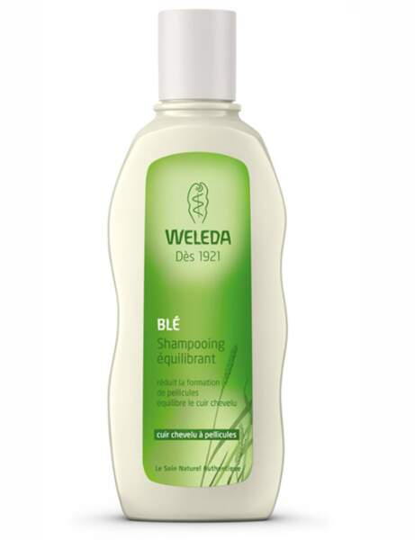 Shampooing anti pelliculaire Weleda