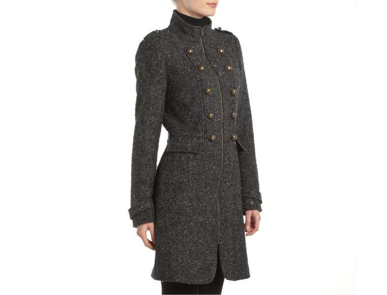 Manteau officier 3 Suisses Collection