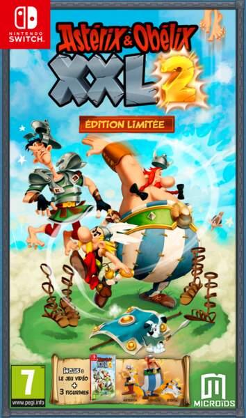 Le jeu vidéo Astérix et Obélix XXL2
