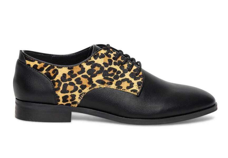 Derbies : léopard