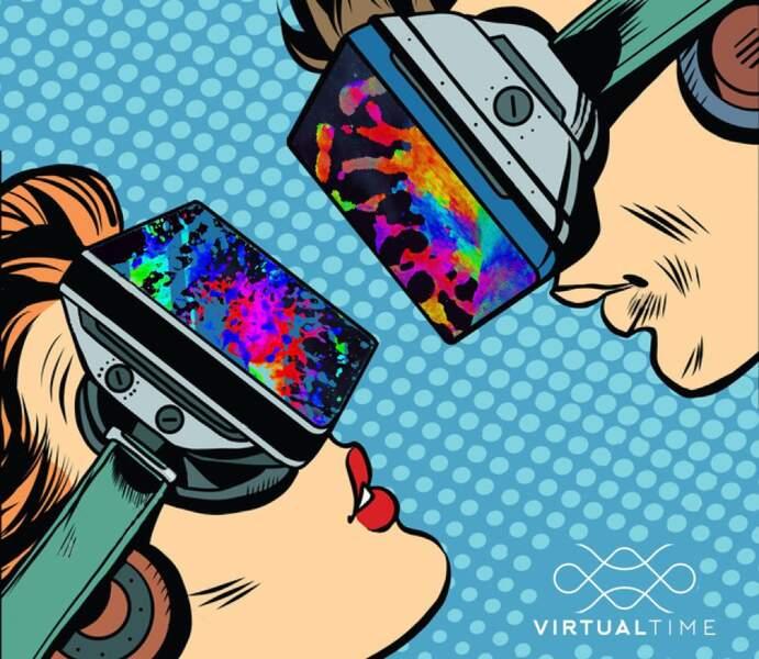 Expérience insolite à deux en réalité virtuelle