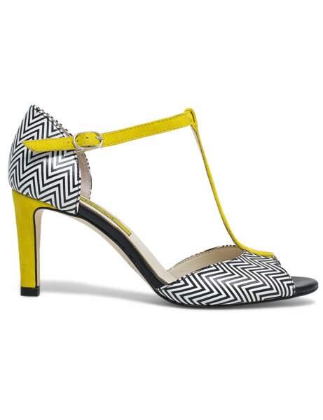 Bicolore : les escarpins sexy