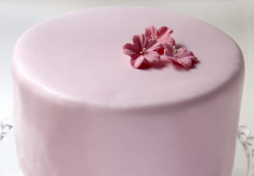 Recouvrir un gâteau