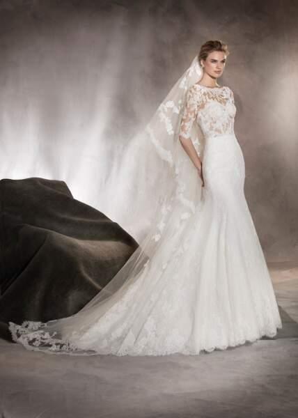 Robe de mariée Pronovias : Austria