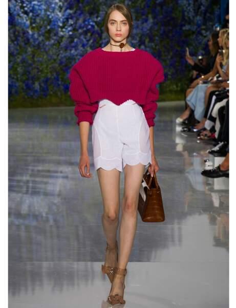 Défilé Christian Dior prêt-à-porter printemps-été 2016.